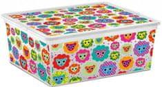 Kis pudełko  C Box Style Tender Zoo M, 18 l
