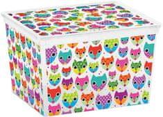 Kis pudełko C Box Style Tender Zoo CUBE, 27 l