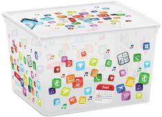 Kis pudełko C Box App CUBE, 27 l