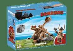 Playmobil Pljuvač s katapultom (9245)