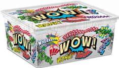 Kis pudełko C Box Style Comics M, 18 l