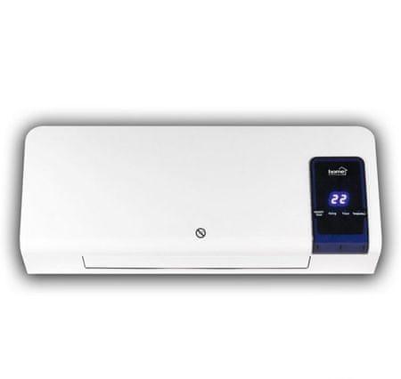 Home FKF 2000/S LCD Fali ventilátoros hősugárzó outlet/b