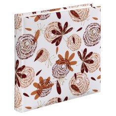 Hama foto album Lily tree, 30x30 cm, 100 stranica, bijeli