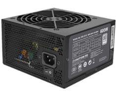 Cooler Master napajalnik MasterWatt Lite 600W ATX (MPX-6001-ACABW)