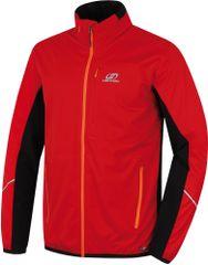 Hannah moška lahka športna jakna Einar Racing, rdeča