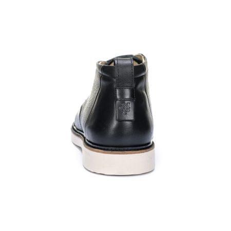 bbb770ed1 Marc O´Polo pánská kotníčková obuv 41 černá | MALL.CZ