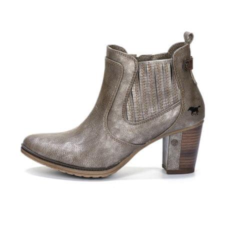 Mustang ženski škornji 38 siva