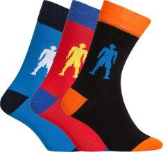 CR7 nogavice za dečke, 3 kosi (8470-80-415)
