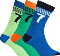 CR7 nogavice za dečke, 3 kosi (8470-80-425)