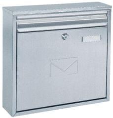 Rottner poštanski sandučić Teramo, inox
