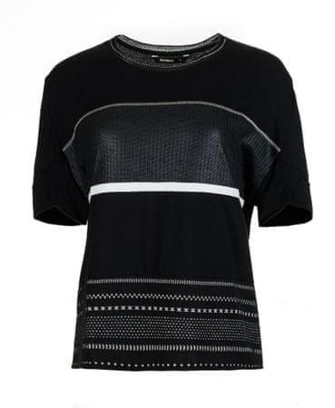 Desigual ženska majica Magda M črna