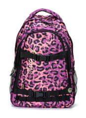 Nugget unisex fialový batoh Connor - použité
