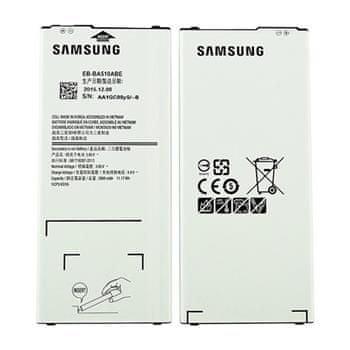 Samsung baterija za Galaxy A5 2016 EB-BA510ABE, originalna