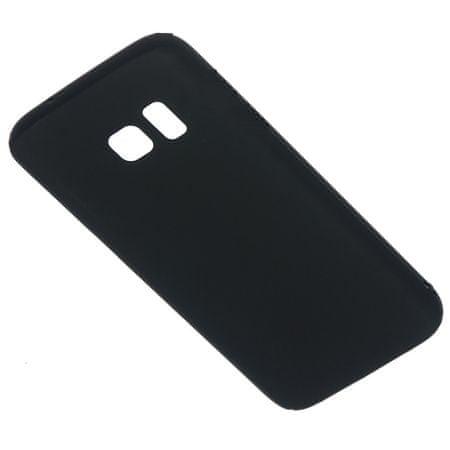 maskica za Samsung Galaxy Xcover 4, silikonska, crna