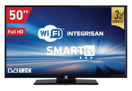 VOX electronics LED TV sprejemnik 50DSW289B