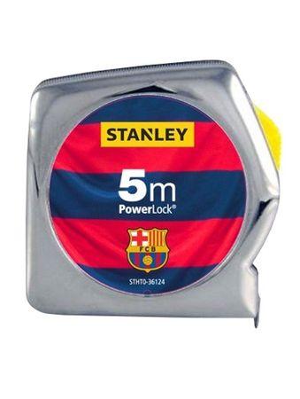 Stanley meter Powerlock FC Barcelona, 5 m