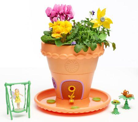 Alltoys My Fairy Garden – kvetinový domček