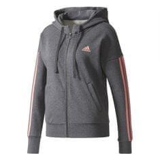 Adidas bluza Ess 3 Stripes Full Zip Hoodie