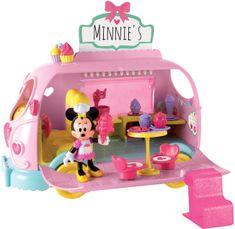 Micro Minnie autó cukrászda