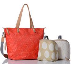 PacaPod COLBY - přebalovací taška