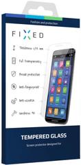 Fixed Kiváló minőségű 0,33 mm vastagságú keményített védőüveg, Xiaomi Redmi 4 Note Global, fekete