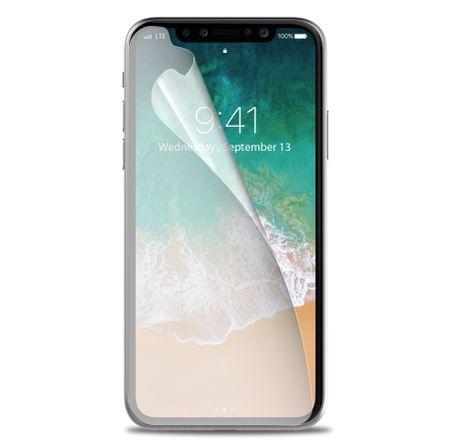 CELLY Folia ochronna na wyświetlacz Perfetto dla Apple iPhone 8, błyszcząca – 2 szt.
