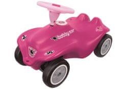 BIG BIG Odrážadlo Big Bobby Car Rockstar ružové