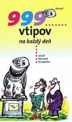 Skalický Vladimír: 999 vtipov na každý deň