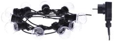 Emos svetlobna veriga Chain Party, 50 LED, multicolor