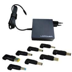 LC Power univerzalni napajalnik za prenosnik PSU-LC90NB-PRO 90 W