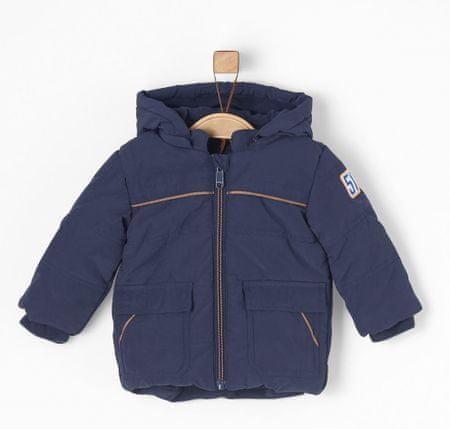 s.Oliver chlapčenská bunda 80 modrá