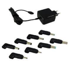 LC Power univerzalni napajalnik za prenosnik PSU-LC45NB-PRO 45 W