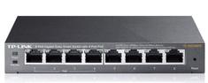 TP-Link gigabitni mrežni switch TL-SG108PE, 8-portni