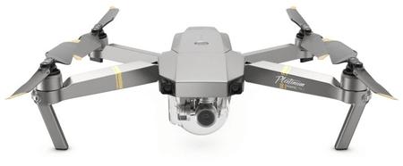 DJI dron Mavic Pro Platinum Fly More Combo