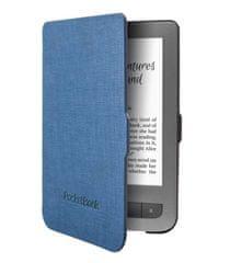 PocketBook pouzdro pro 614/623/624/626, skořepinové, černo-modré