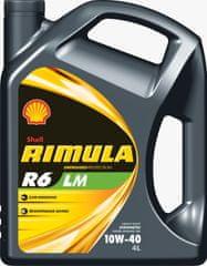 Shell ulje Rimula R6LM, 10W40, 4 L, teretno
