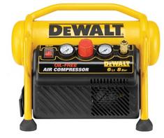 DeWalt kompresor 1100W, 6L, 230V