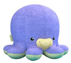 TM Toys Ocean Hugzzz Octopi Chobotnička + maják