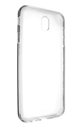 Fixed TPU zselés telefontok Samsung Galaxy J7 (2017), átlátszó