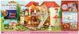 7 - Sylvanian Families Ajándékcsomag - városi ház fényekkel és kiegészítőkkel