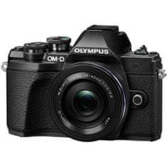 Olympus aparat bezlusterkowy OM-D E-M10 Mark III + 14-42 EZ Black