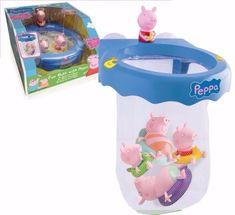 TM Toys Peppa Pig - Készlet a fürdőszobába