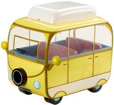 TM Toys Peppa Pig - Kempingautó Peppa
