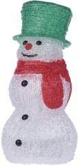 EMOS 20LED dekorácia snehuliak IP20