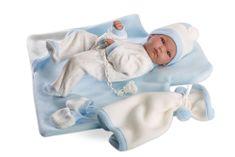 Llorens New Born chlapeček 63535 - rozbaleno