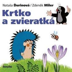 Ďurinová, Zdeněk Miler Nataša: Krtko a zvieratká, 2. vydanie