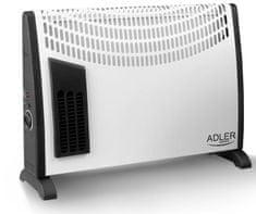 Adler konvektorska grijalica 2000W, bijela