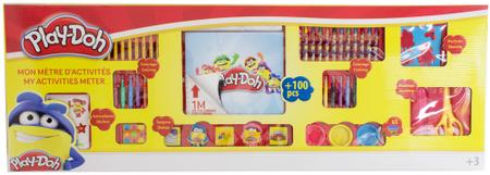 Play-Doh Mój metrowy zestaw kreatywny
