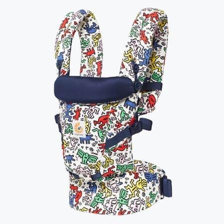 Ergobaby Adapt nosič Keith Haring Pop