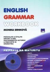 Srnková Monika: Príprava na maturitu + CD - English grammar workbook